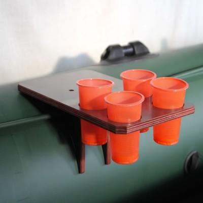Бортовое крепление для стаканов (БК2)