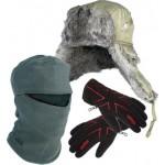 Головные уборы, перчатки, носки