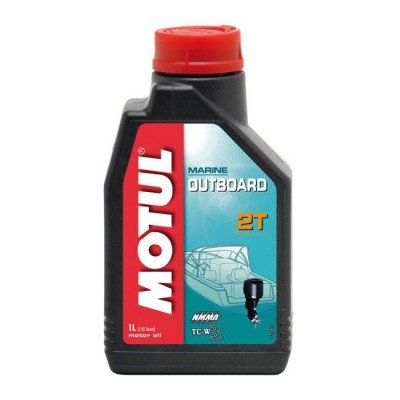 Моторное масло MOTUL Outboard 2T Mineral