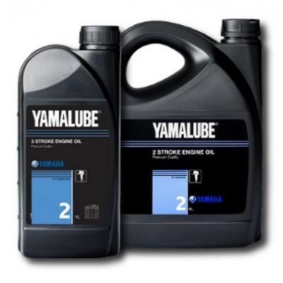 Моторное масло YAMALUBE 2 для 2-х тактных карбюраторных двигателей