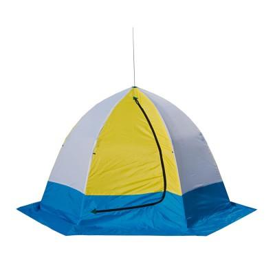 Палатка зимняя СТЭК 3 ЭЛИТ