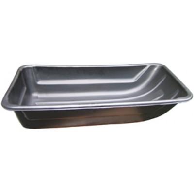 Сани рыбацкие (пласт. корыто) № 9 1205х600х260 черный