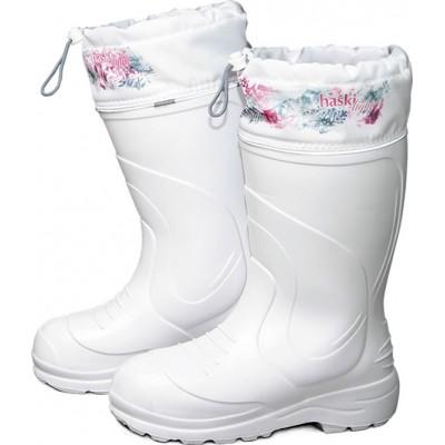 Сапоги женские С 099 ЭВА белые