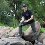 NORDMAN 15 сапоги болотные пвх+винитол