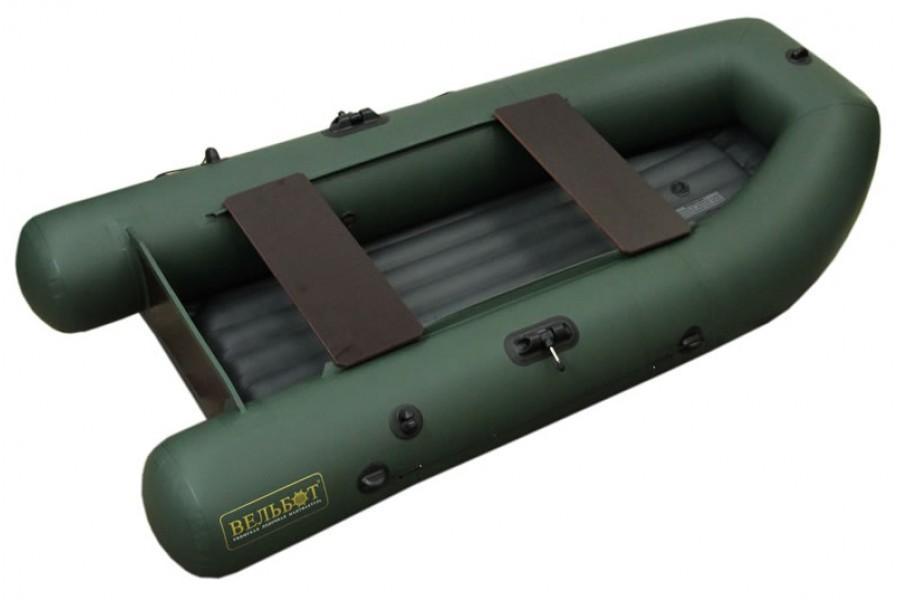 лодка пвх с надувным дном 2500