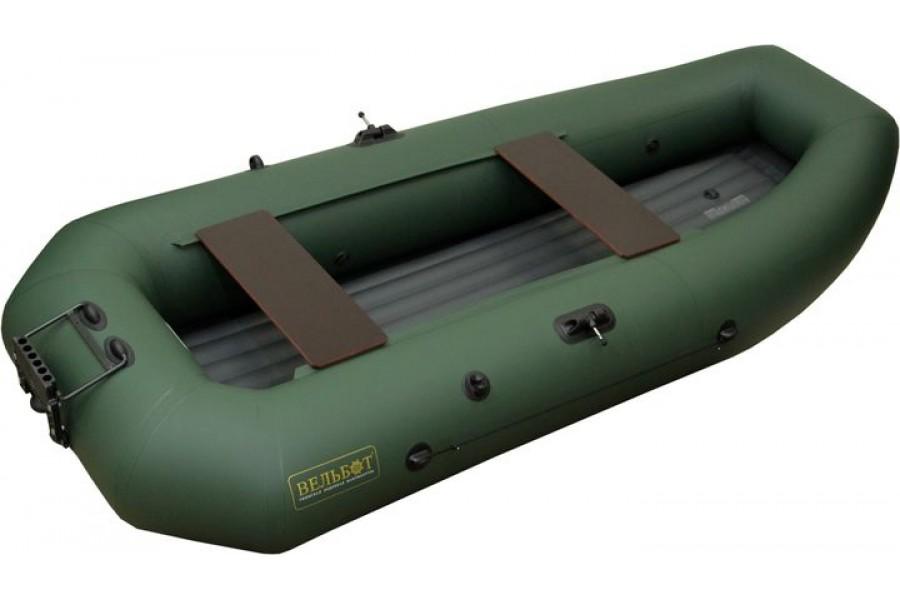 транец у лодки камыш 3000