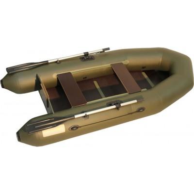 Лодка ВУД 2 МУ серия Semplice (2,70м) (Вельбот)