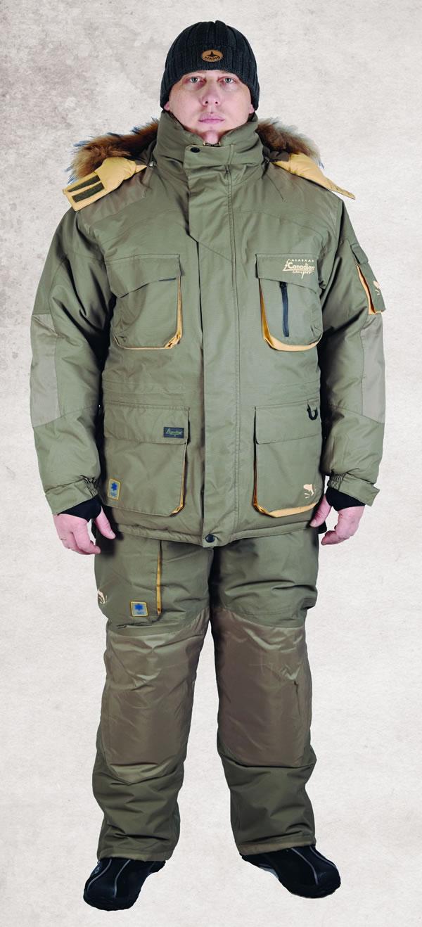 канадиан кемпер одежда для рыбалки
